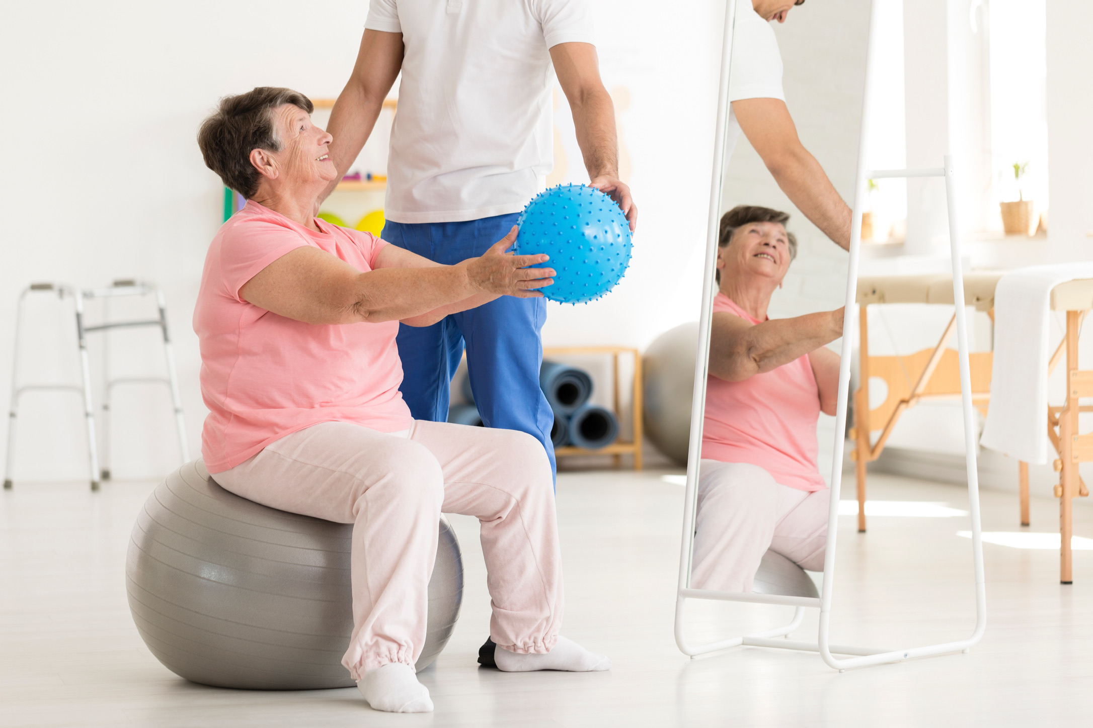physiotherapy home visits